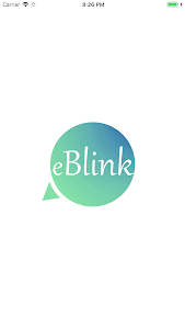 screenshot of eBlink version 1.3.31